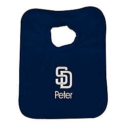 Designs by Chad and Jake MLB San Diego Padres Bib in Navy