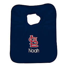 Designs by Chad and Jake MLB St. Louis Cardinals Bib in Navy