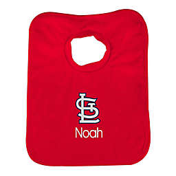 Designs by Chad and Jake MLB St. Louis Cardinals Bib in Red