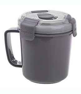 Contenedor Progressive® Snaplock Soup-To-Go color gris