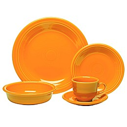 Fiesta® 5-Piece Place Setting in Butterscotch