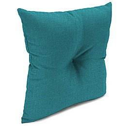 Jordan Manufacturing Outdoor Square Throw Pillow with Center Hector