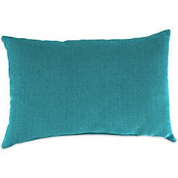 Jordan Manufacturing Outdoor Rectangular Throw Pillow in Ginger