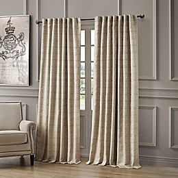 Waterford® Astrid Rod Pocket/Back Tab Window Curtain Panel