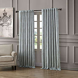 Waterford® Delia Rod Pocket/Back Tab Window Curtain Panel