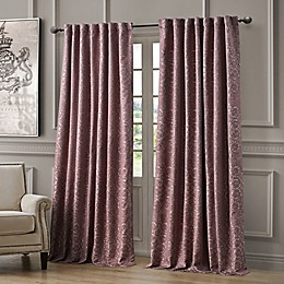 Waterford Renly Rod Pocket/Back Tab Room Darkening Window Curtain Panel