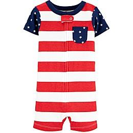 carter's® Americana Romper Pajama