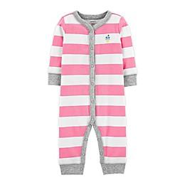 carter's® Stripe Footless Sleep N' Play