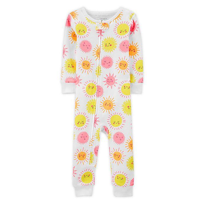 Alternate image 1 for carter's® Footless Pajama