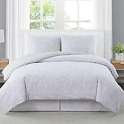 Wamsutta® Avondale 3-Piece King Comforter Set in Ivory