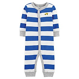 carter's® Stripe Snap-Up Sleep and Play Pajama