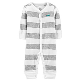carter's® Stripe Snap-Up Sleep and Play Pajama