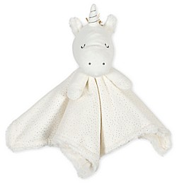 Just Born® Sparkle 2020 Unicorn Lovey Security Blanket in Gold