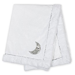 Just Born® Sparkle 2020 Security Blanket in Silver