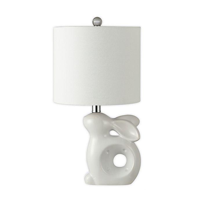Alternate image 1 for Safavieh Ruby Rabbit Table Lamp