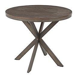 LumiSource® Dakota 36-Inch Round Dinette Table