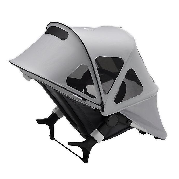 Alternate image 1 for Bugaboo® Donkey Breezy 3 Stroller Sun Canopy