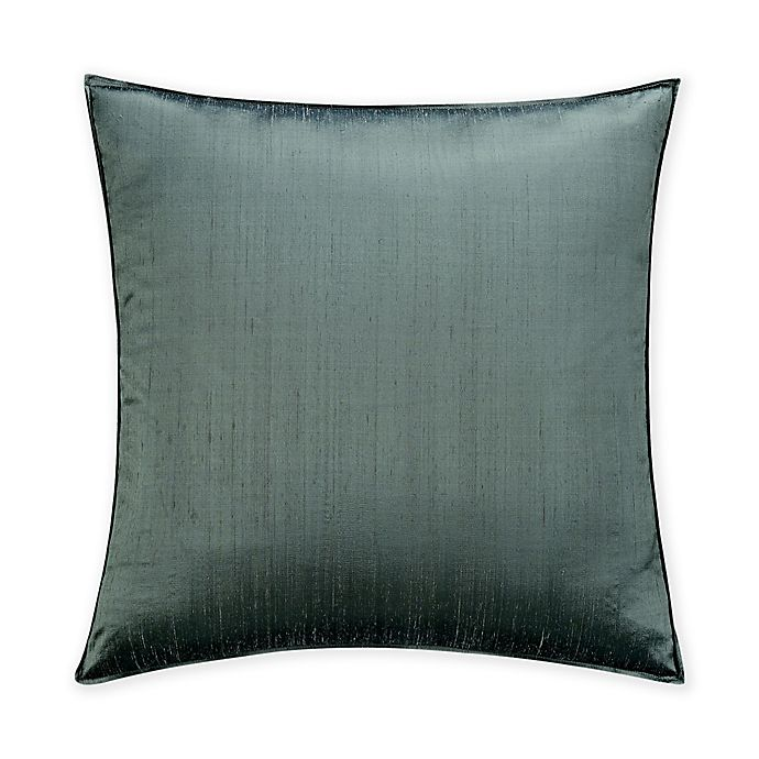 Alternate image 1 for Robert Graham® Hudson European Pillow Sham in Grey