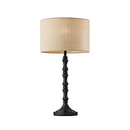 Adesso® Laredo Table Lamp in Black