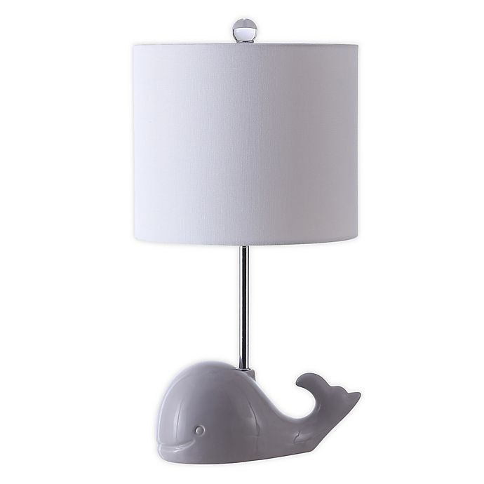 Alternate image 1 for Safavieh Walter Whale Table Lamp