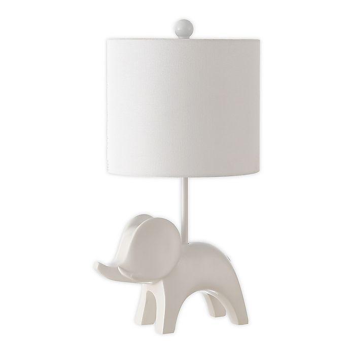Alternate image 1 for Safavieh Ellie Elephant Table Lamp