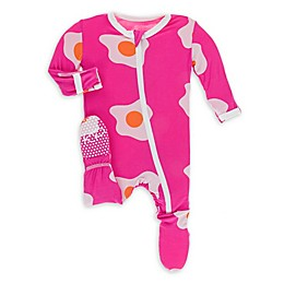 KicKee Pants® Calypso Egg Footie in Pink
