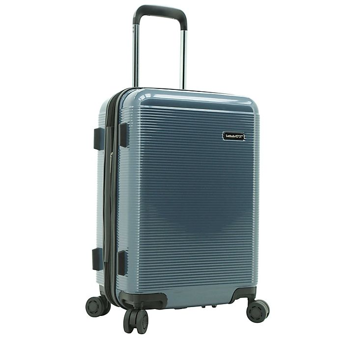 Alternate image 1 for Latitude 40°N® Ascent 2.0 20-Inch Hardside Spinner Carry On Luggage