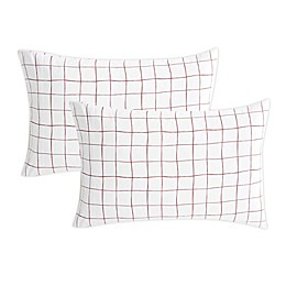 SALT™ Back To College Standard Microfiber Pillowcases (Set of 2)