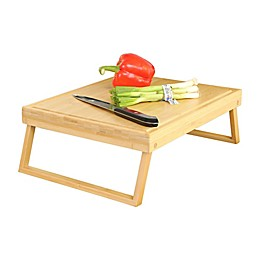 Chop Wellness 18-Inch x 14-Inch Bamboo Cutting Board