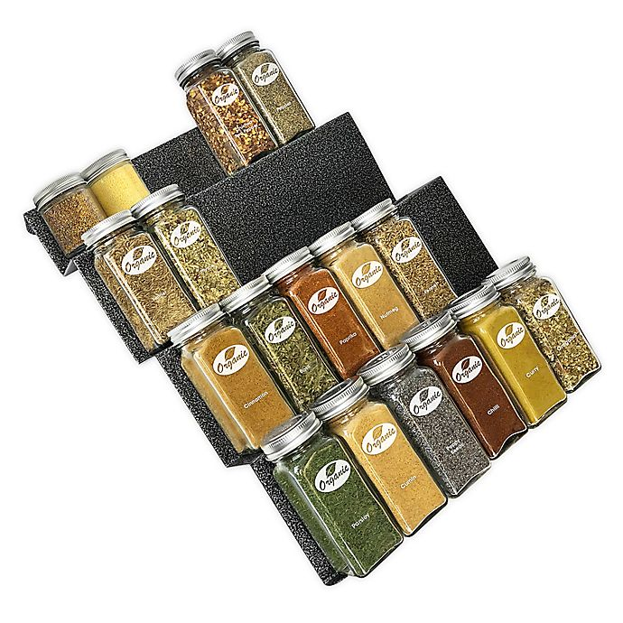Alternate image 1 for Lynk Professional® Spice Rack Tray Drawer Insert Collection