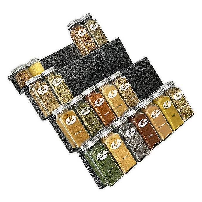 Alternate image 1 for Lynk Professional® Large Spice Rack Tray Drawer Insert