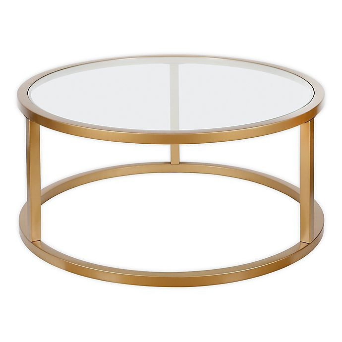 Alternate image 1 for Filament Design™ Parker Round Coffee Table