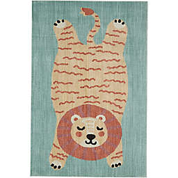 Marmalade™ Ned Area Rug in Aqua