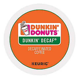 Dunkin' Donuts® Decaf Coffee Keurig® K-Cup® Pods 22-Count