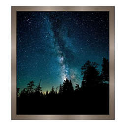 PTM Images® Skyfall 22-Inch x 20-Inch Framed Wall Art in Black