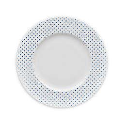 Noritake® Blue Hammock Dots Rim Salad Plate