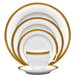 Noritake® Stavely Gold Dinnerware Collection