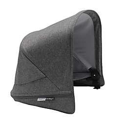 Bugaboo™ Donkey 3 Stroller Sun Canopy in Grey Melange