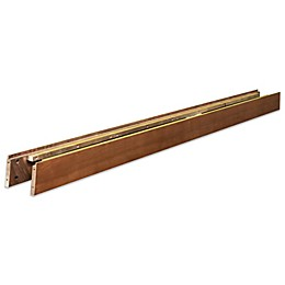 Nursery Smart® Darby Full Size Conversion Rails in Cocoa