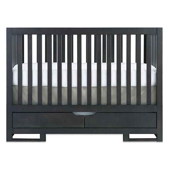 Alternate image 1 for Karla Dubois® OSLO 3-in-1 Convertible Crib in Slate