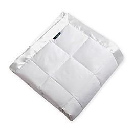 Serta® White Goose Feather and Down Fiber Blanket