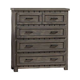 Asbury 5-Drawer Chest in Gunsmoke
