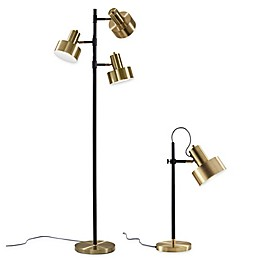 Adesso® Clayton Lamp Collection