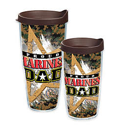 Tervis® Proud Marines Dad Wrap Tumbler with Lid