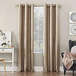 Sun Zero® Bardot Grommet Window Curtain Panel (Single)