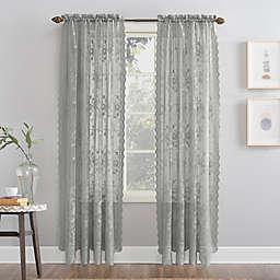No.918® Alison 63-Inch  Curtain in Dove Grey