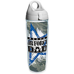 Tervis® 24 oz. Proud Air Force Dad Wrap Water Bottle with Lid