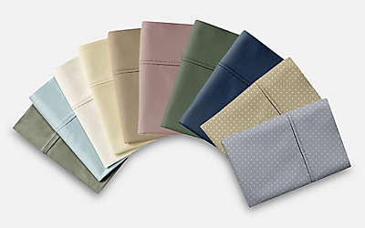 330-Thread Count 100% Cotton Sateen Sheet Set