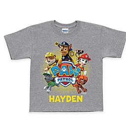 "Nickelodeon™ ""PAW Patrol"" Puptastic T-Shirt in Grey"