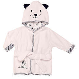 Little Me® Puppy Robe in Pink